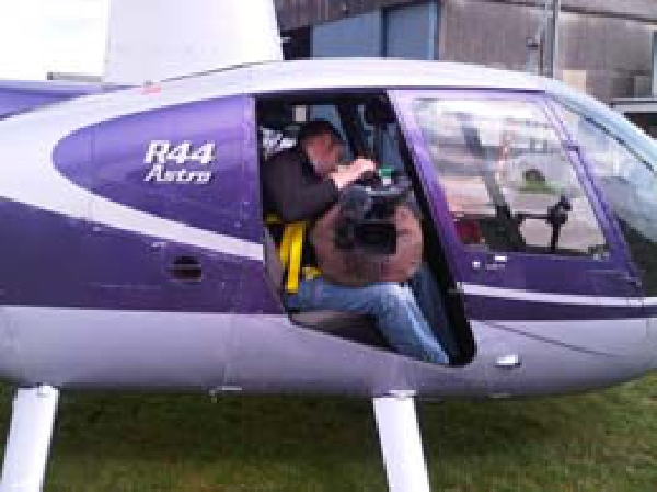 Helicopter Aerial filming solutions from Helinorth
