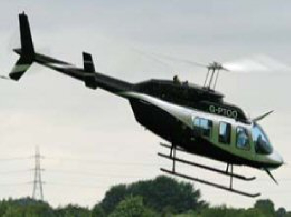 Helinorth Helicopter Private Hire Charter Flights