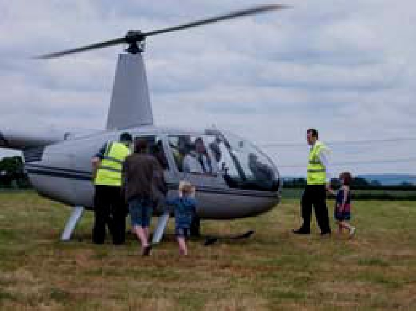 Helinorth Helicopter hire for work or pleasure