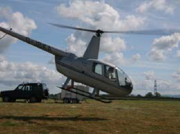 Book a Helicopter Charter Flight with Helinorth