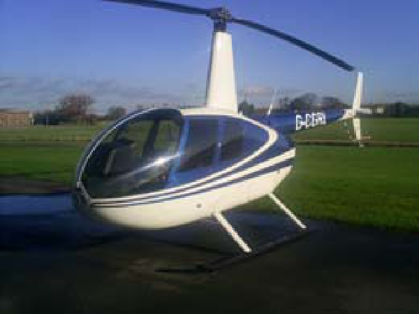 Helicopter aerial filming service from Helinorth